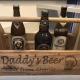 Customised Beer Crate For Fathers Day