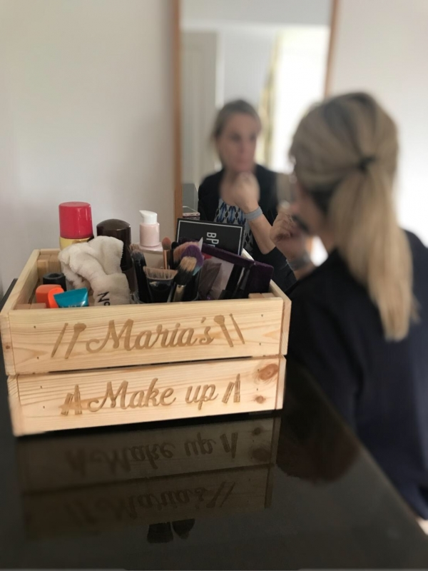 Make Up Box