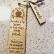personalised teacher bookmark